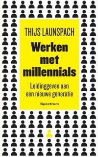Werken met millennials - Thijs Launspach