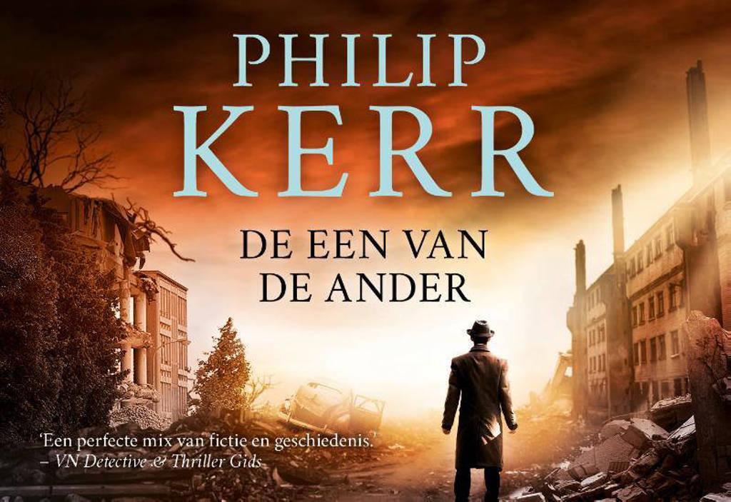De een van de ander - Philip Kerr