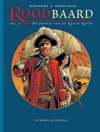 Roodbaard, de schrik van de zeven zeeën: Het geheim van Elisa Davis - Marc Bourgne en Christian Perrissin