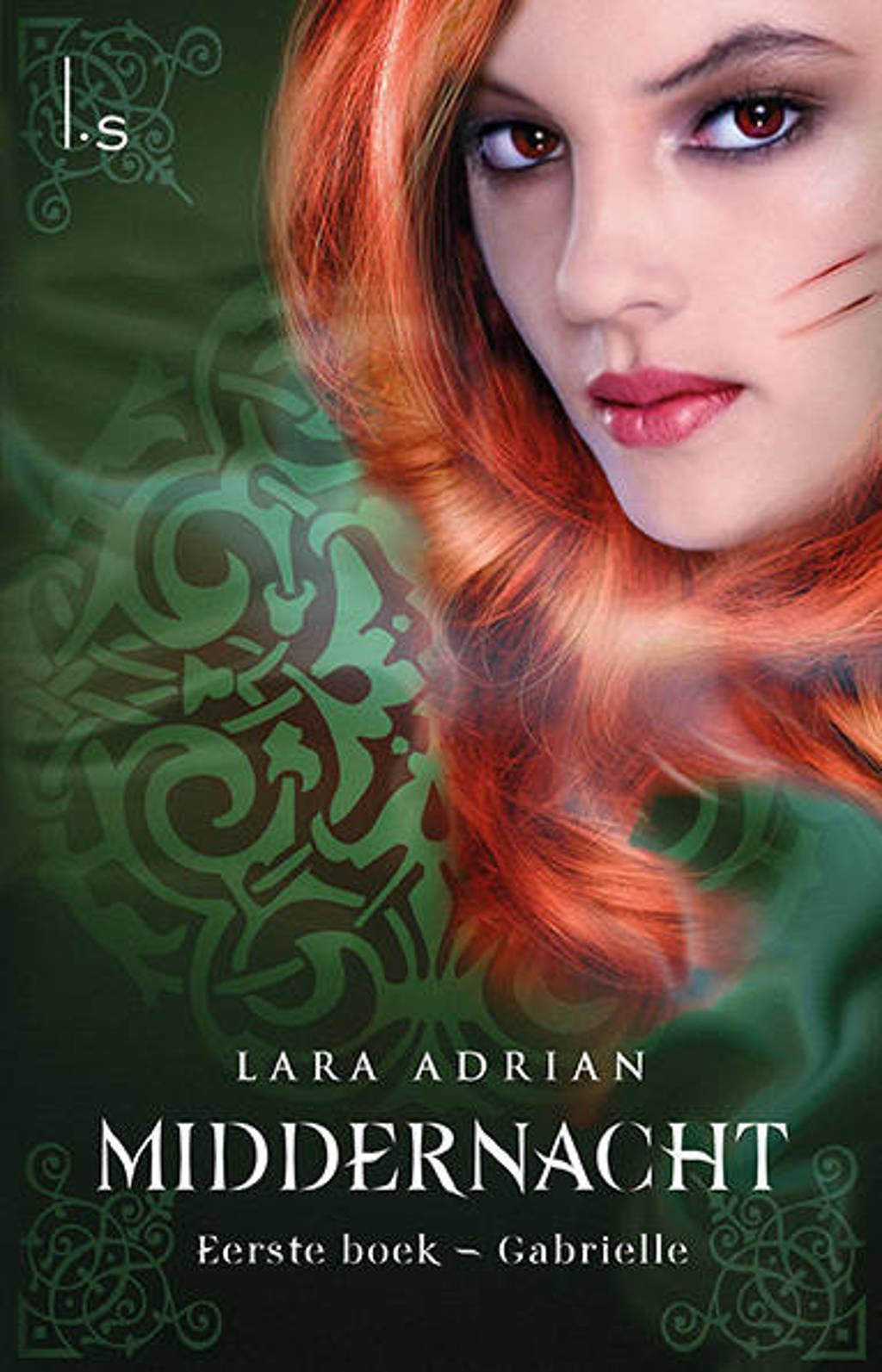 Middernacht: Gabrielle - Lara Adrian