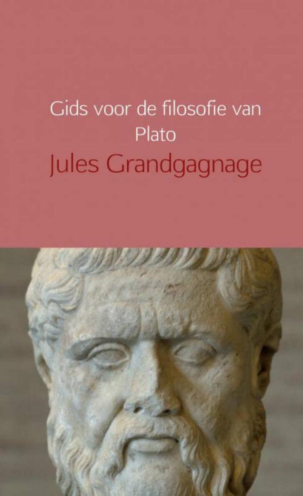 Gids voor de filosofie van Plato - Jules Grandgagnage