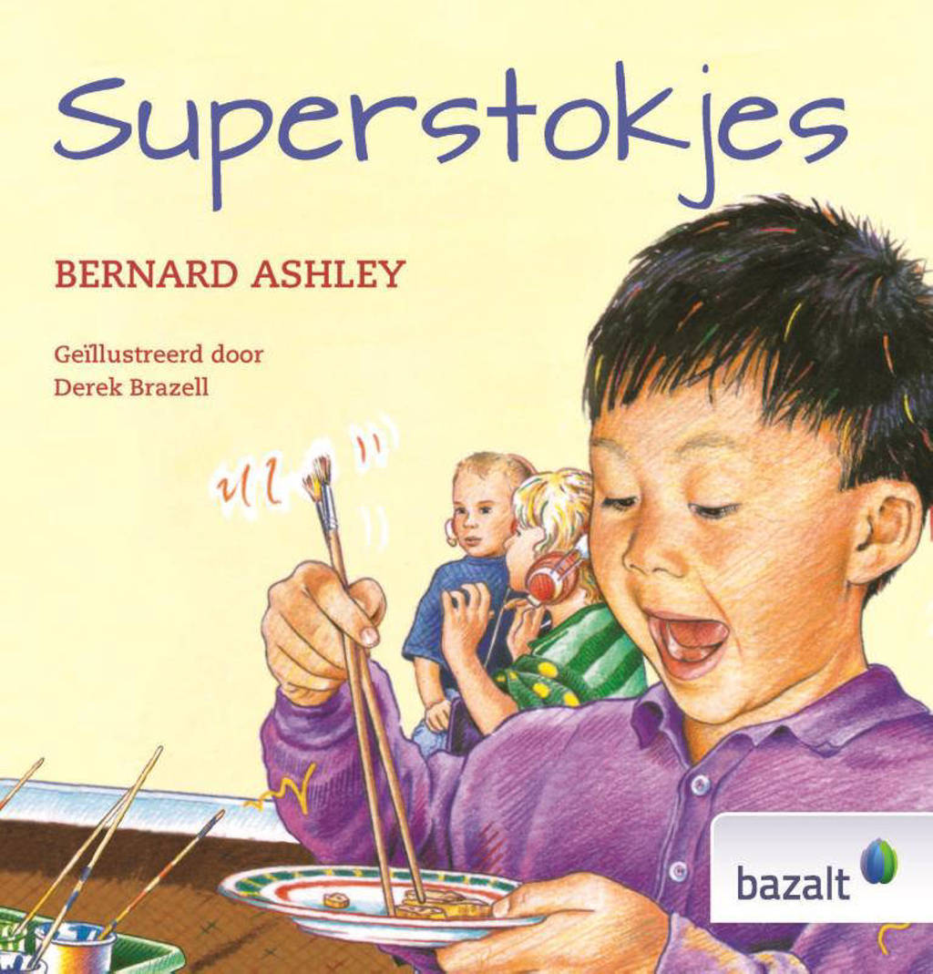 Superstokjes - Bernard Ashley