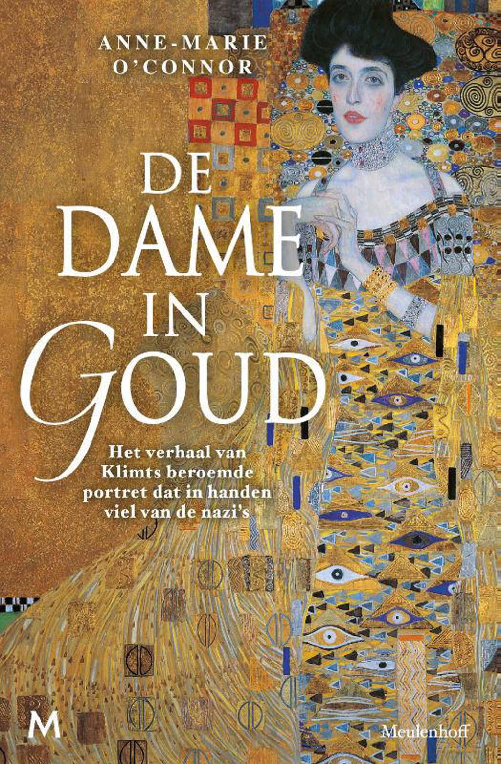 De dame in goud - Anne-Marie O'Connor