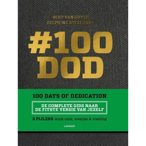 #100DOD - 100 days of dedication - Bert Van Guyze