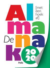 De almanak (met een hoek af) 2020 - Halewyck André Van