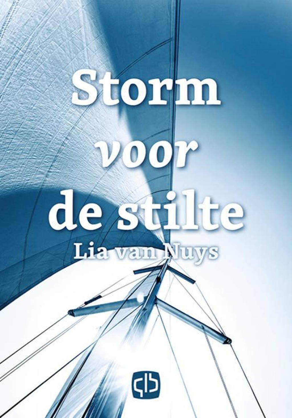 Storm voor de stilte - Lia van Nuys