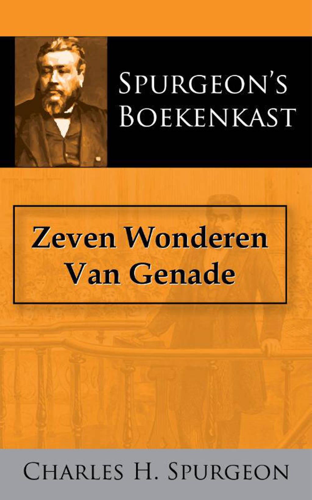 Zeven Wonderen Van Genade - C.H. Spurgeon