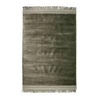BePureHome vloerkleed Ravel  (240x170 cm), Groen