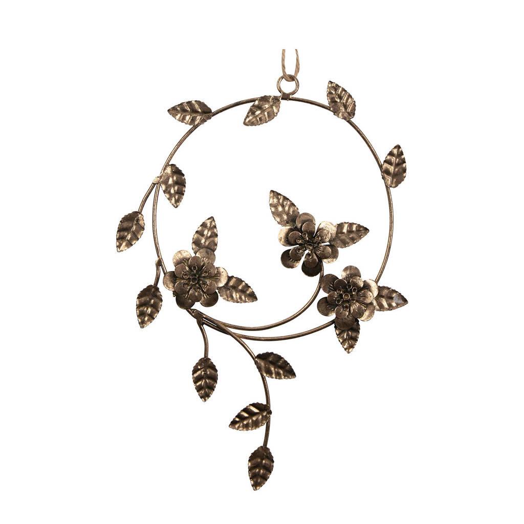 BePureHome hanger Dangle, Antique Brass