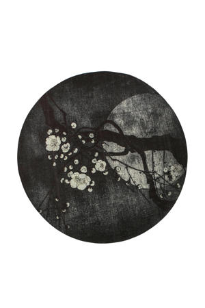 vloerkleed Night  (150x150 cm)