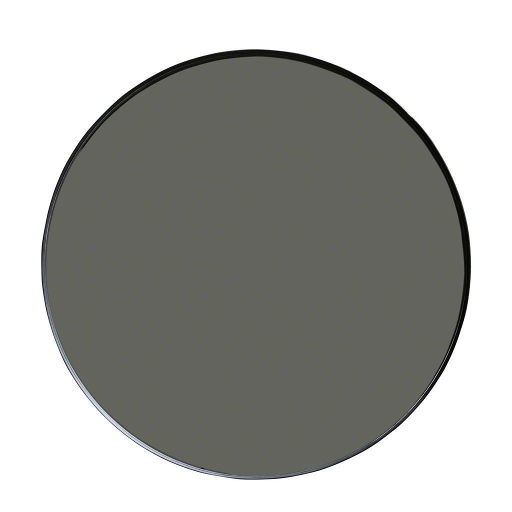 Woood spiegel Doutzen   (5x115x115 cm), Zwart