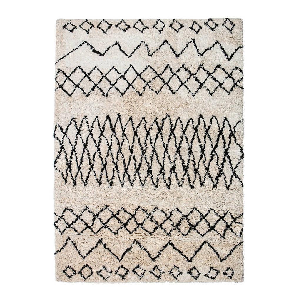 Woood vloerkleed Nando  (230x160 cm), Offwhite