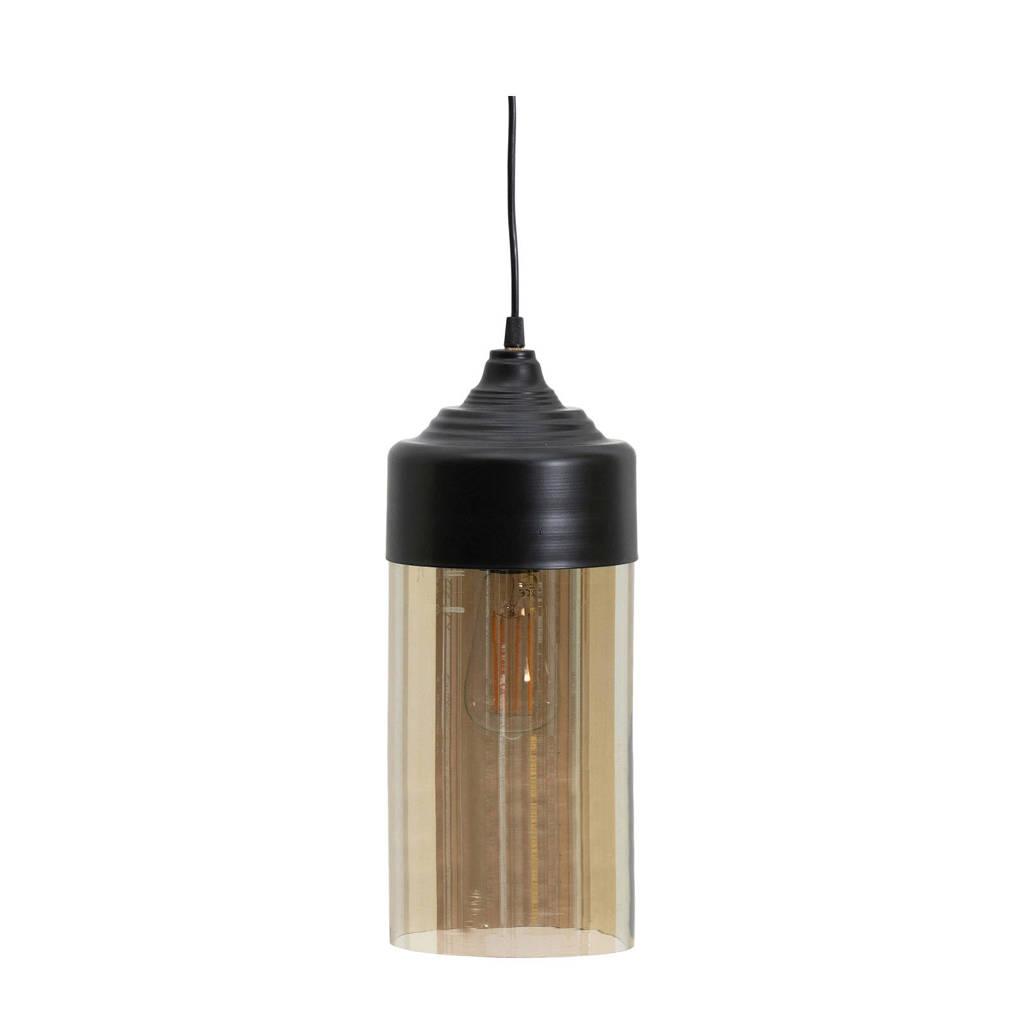 Woood Pippa hanglamp, Zwart