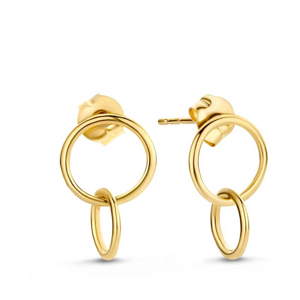 Isabel Bernard oorbellen IB4020310 goud, Goudkleurig