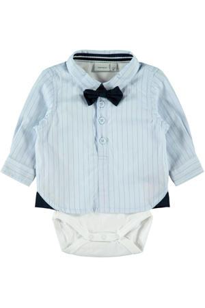 BABY overhemd met romper