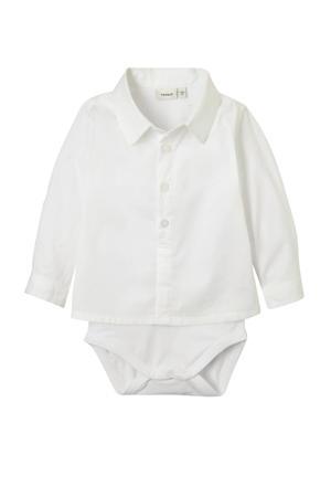 BABY overhemd romper Sander