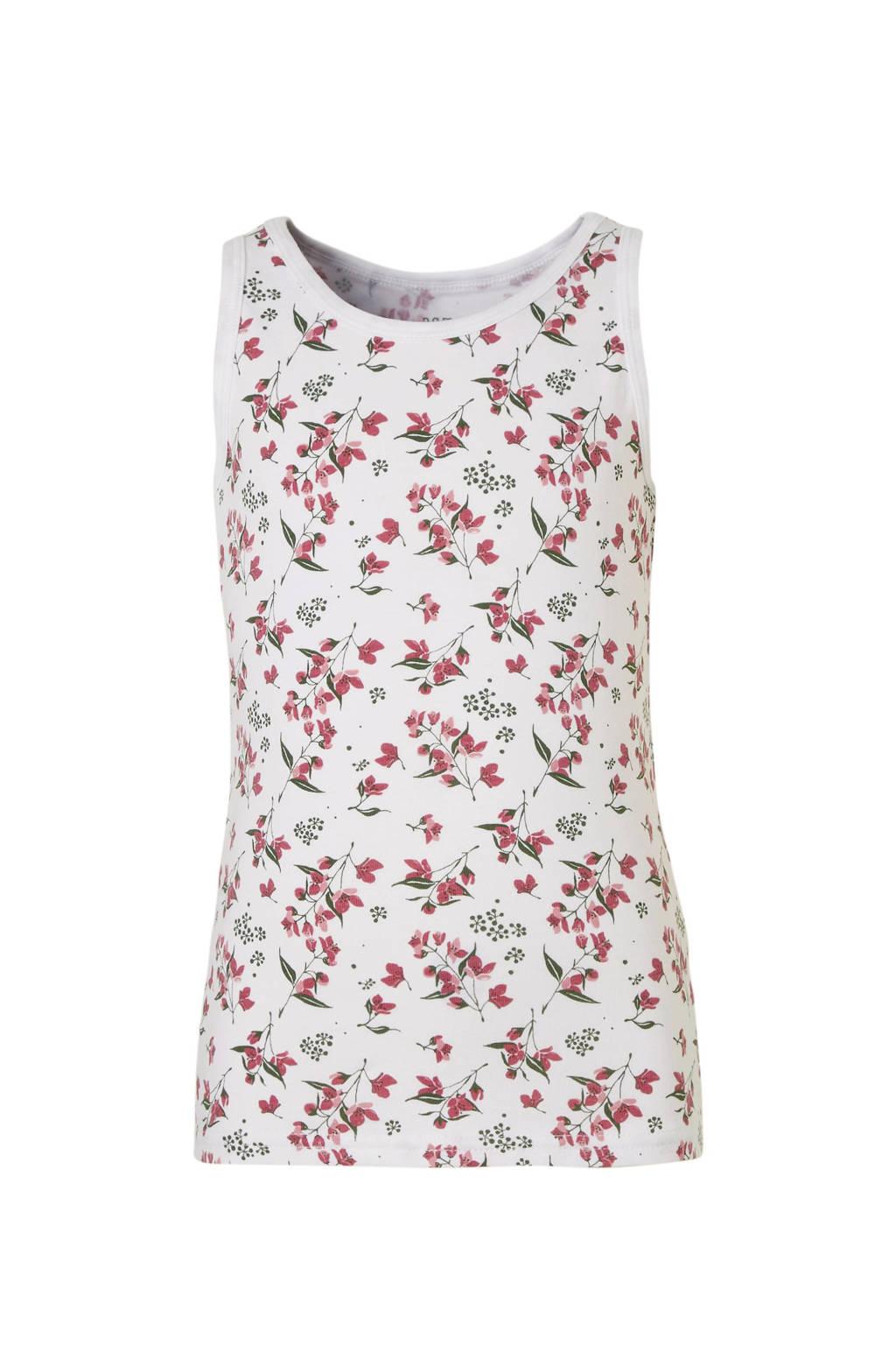 NAME IT MINI hemd - set van 2, Roez/ wit