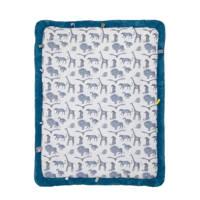 Snoozebaby speelkleed Storm Blue (75x95cm)