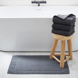 badmat (50x80 cm) Antraciet