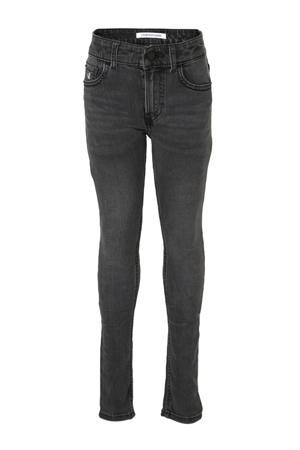 super skinny jeans grijs
