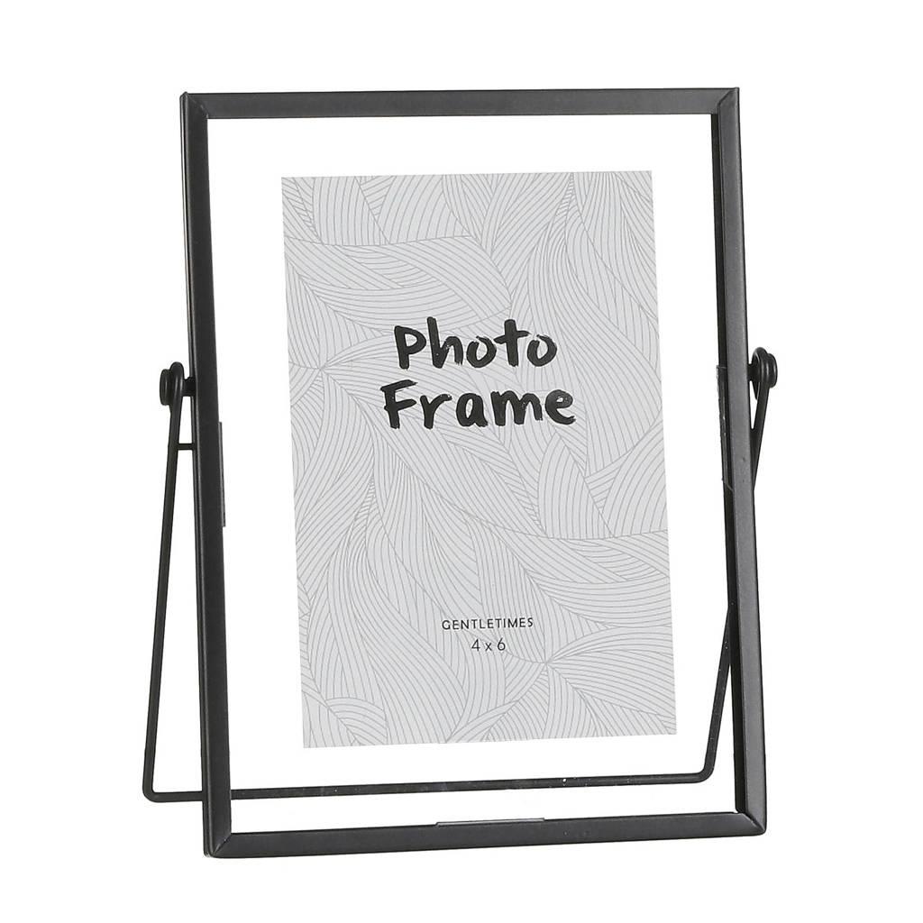 Mica Decorations Fotolijst  (17x7x20 cm), Zwart