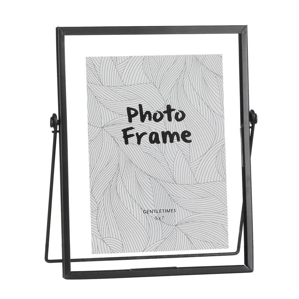 Mica Decorations Fotolijst  (19x12x21 cm), Zwart