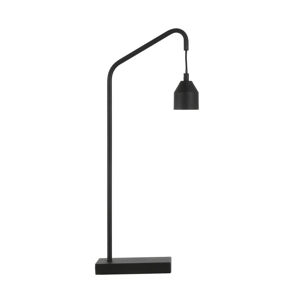 Mica tafellamp Ting, Zwart