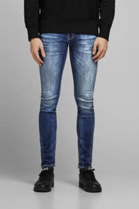 JACK & JONES JEANS INTELLIGENCE skinny fit jeans Liam blue denim, Blue denim