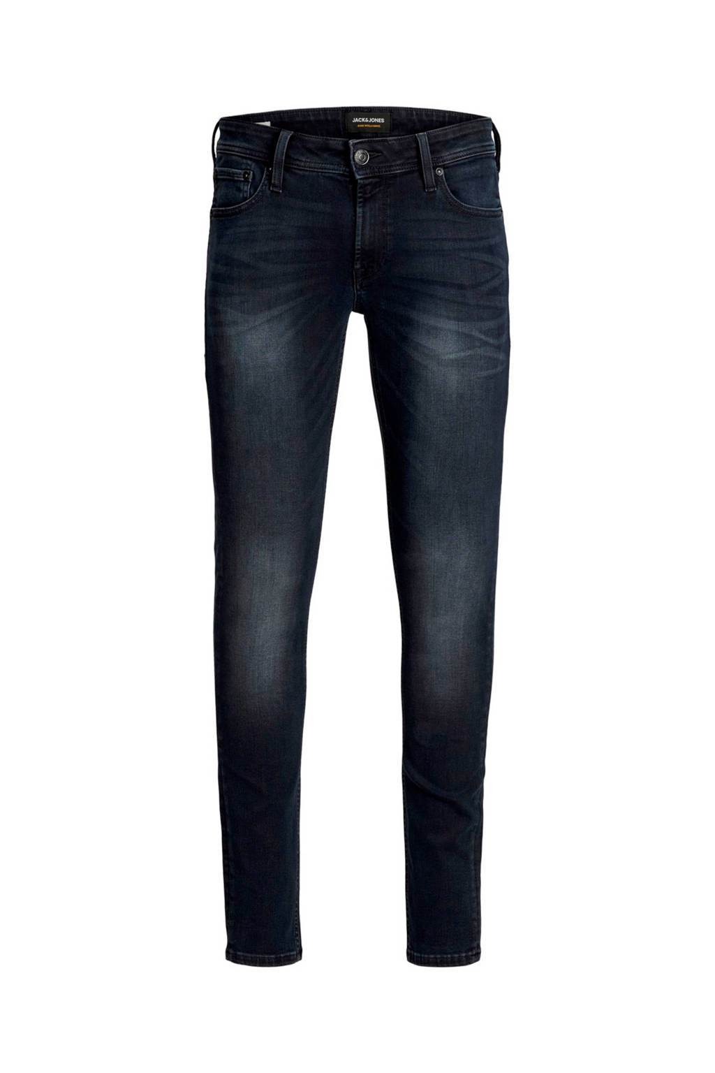 JACK & JONES JEANS INTELLIGENCE skinny fit jeans Liam dark denim, Dark denim