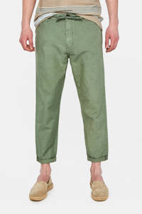 WE Fashion loose fit chino new ivory, New Ivory