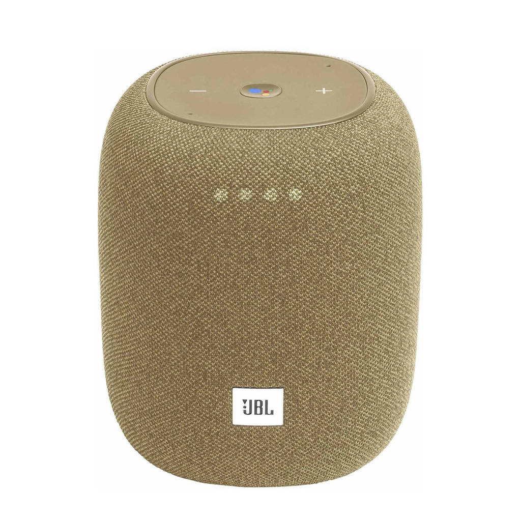 JBL Link Music  Bluetooth Smart speaker (geel), Geel