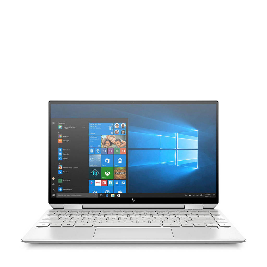 HP Spectre 13-AW0110ND 13.3 inch Full HD 2-in-1 laptop, Zilver