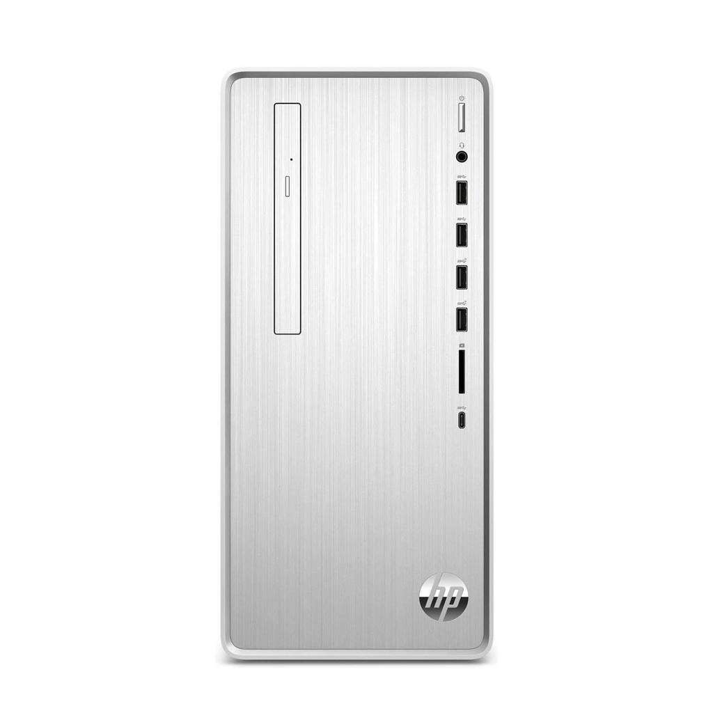 HP Pavilion TP01-0270nd computer, Zilver