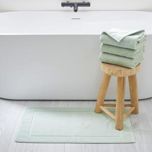 badmat (50x80 cm) Lichtgroen