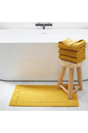 badmat (50x80 cm) Okergeel