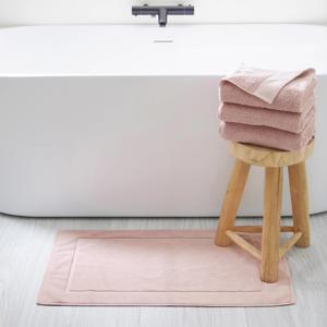 badmat (50x80 cm) Oudroze