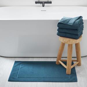 badmat (50x80 cm) Donkerblauw