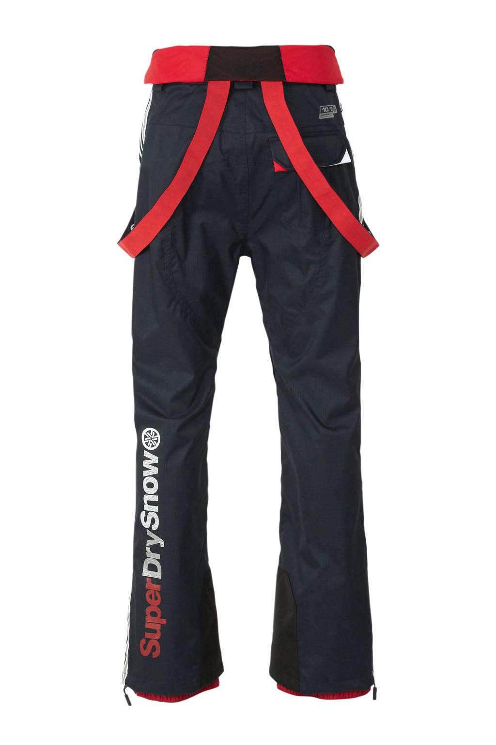 Superdry Sport skibroek donkerblauw, Multi