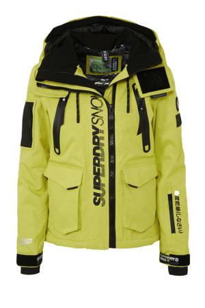 ski-jack geel