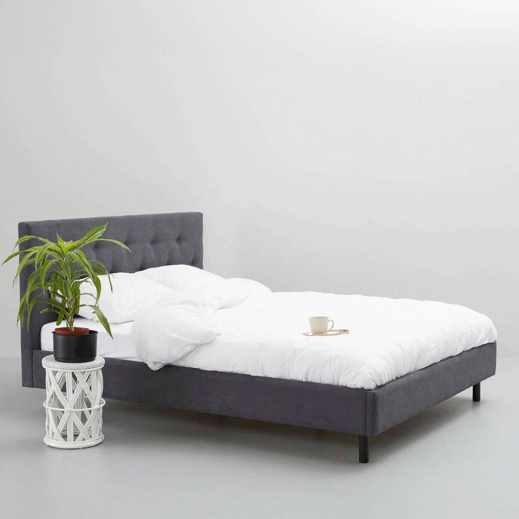 whkmp's own compleet bed Comfort Montreal, Antraciet