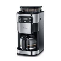 Severin KA 4810 koffiezetapparaat, Zilver
