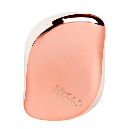 Tangle Teezer Compact Styler Brush Rose Gold Ivory