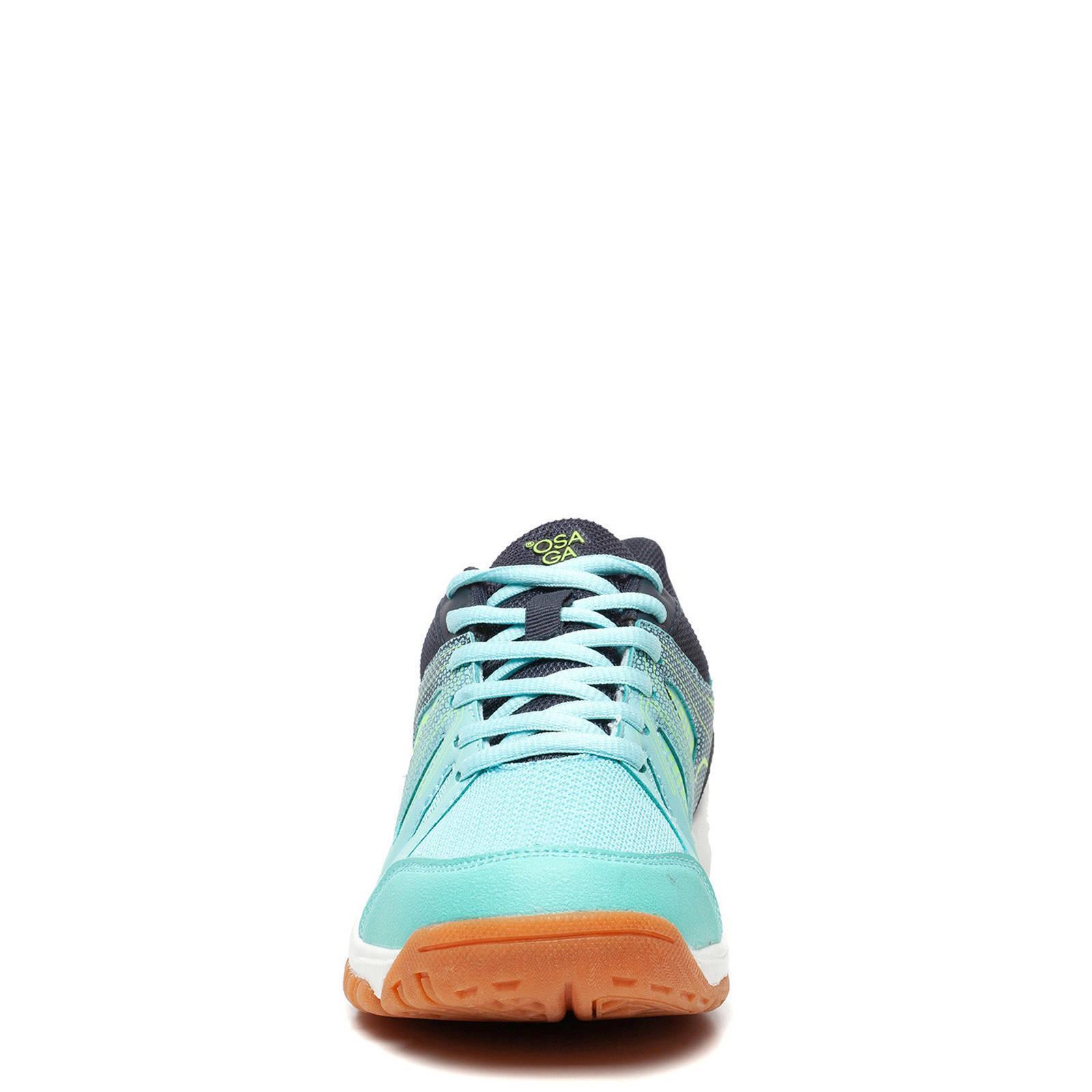 Scapino Osaga zaalsportschoenen mintgroen | wehkamp