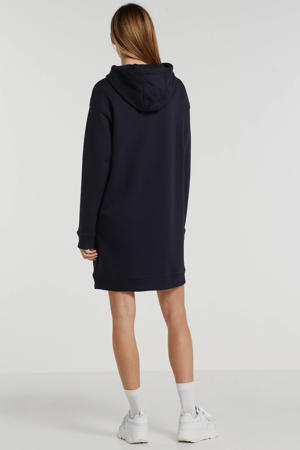 trui met logo donkerblauw