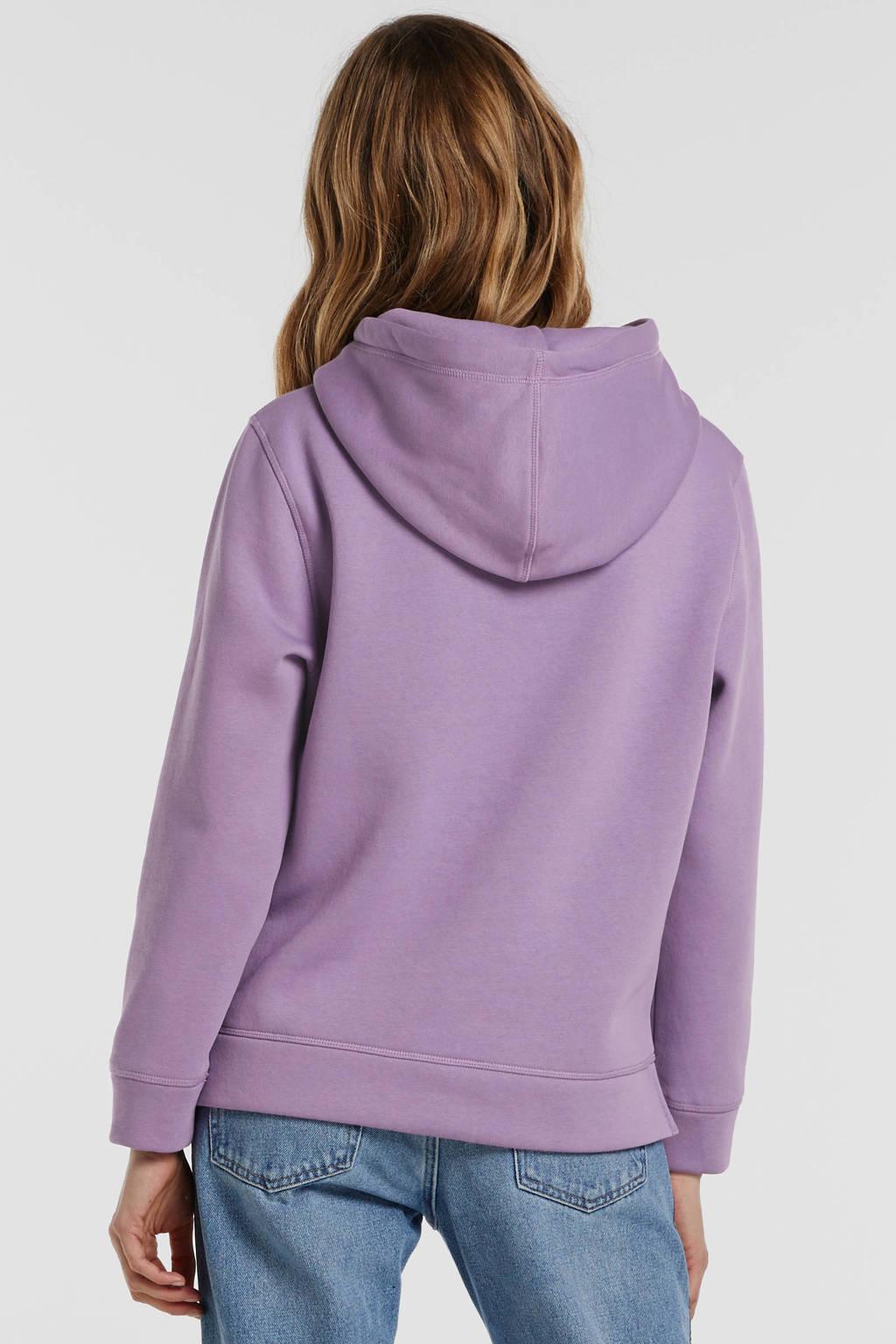 Tommy Hilfiger hoodie met logo lila, Lila