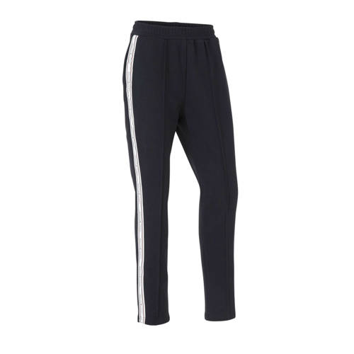 Tommy Hilfiger slim fit joggingbroek met zijstreep