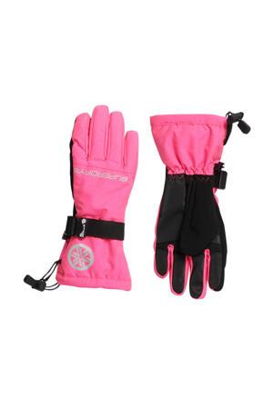ski handschoenen roze