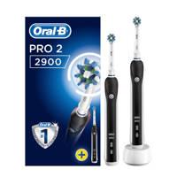 Oral-B Pro 2 2900 CrossAction Duo elektrische tandenborstel