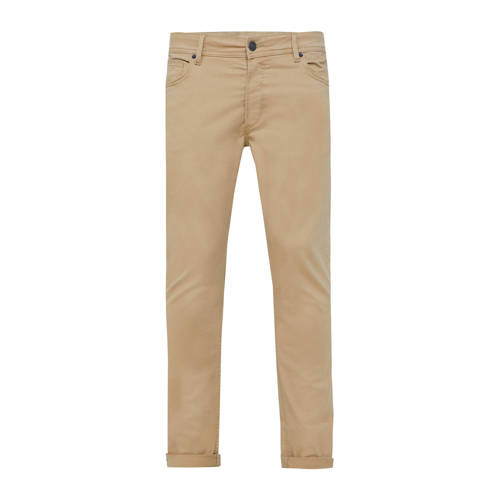 WE Fashion slim fit jeans sesame