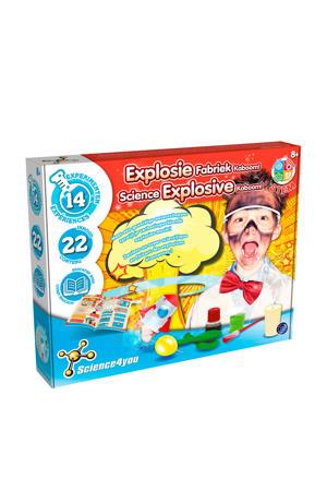 Explosiefabriek Kaboom